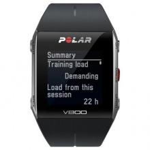 Polar V800 Pulsuhr schwarz grau Bild 1