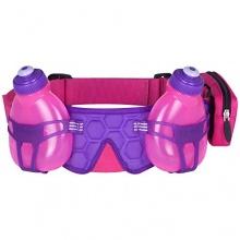 FuelBelt Trinkgürtel mit 2 Flaschen Pink Lila Bild 1