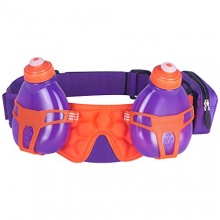 FuelBelt Trinkgürtel mit 2 Flaschen Grape Orange  Bild 1