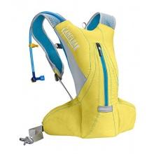 Camelbak Trinkrucksack gelb blau 1,5 L Trinksystem  Bild 1