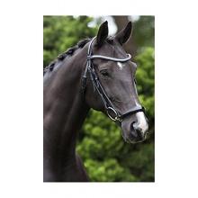 Premiera Geschirr pony schwarz-weiß Bild 1