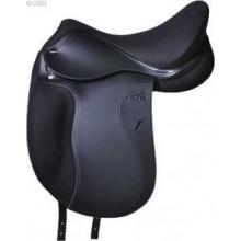 USG Tekna Dressur Pferdesattel 18 Zoll schwarz Bild 1