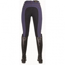 HKM PRO TEAM Reithose Pocket Athletic Sports Bild 1