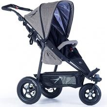 TFK Baby Jogger Lite Twist premium schlamm Bild 1