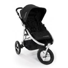 Bumbleride I-600J 3-rädiger Baby Jogger schwarz Bild 1