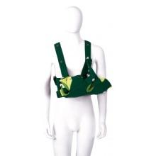 Cybex i.GO Babybauchtrage m. Liegeposition grün oliv Bild 1