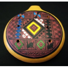 Siesta Inca Ocarina Okarina Bild 1