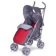easyGo Buggy MILO Kinder Shopper Sitz Sport Rot Bild 1