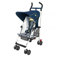 Maclaren Volo Buggy weiß nautical stripe Bild 1
