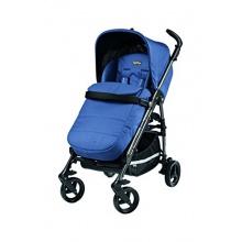 Baby Buggy Babywagen Si completo Peg Perego Mod blau Bild 1