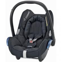 Maxi-Cosi Cabriofix Babyschale Grp. 0+ 0-13kg schwarz Bild 1