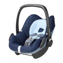 Maxi-Cosi Pebble Babyschale Gruppe 0+ 0-13 kg blau Bild 1
