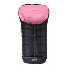 Altabebe Fußsack für Kinderwagen schwarz rosa Bild 1