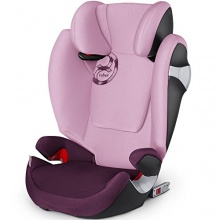 Cybex Kinderautositz Solution M-Fix princess pink Bild 1