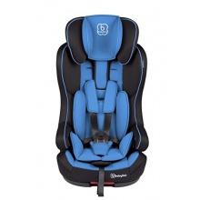 BabyGO Isofix Kinderautositz Gruppe 1/2/3 9-36kg blau Bild 1