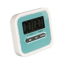 Amison LCD digitaler Küchentimer Count-Down Up Blau Bild 1