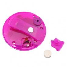 Sonline digitaler Küchentimer Magnet lila pink Bild 1