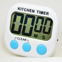 Novostore Digitaler Küchentimer Weiß Bild 1