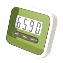 TekBox Digitaler LCD Küchentimer Magnet versch. Farben Bild 1