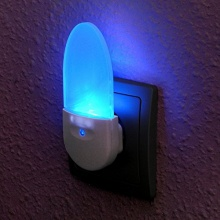 Pentatech LED Nachtlicht NL 03 mit Dämmerungsautomatik Bild 1