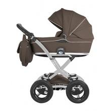 knorr-baby Kombikinderwagen Divano Eco-Leder Bild 1