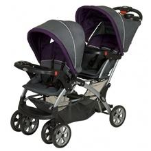 Baby Trend Zwillingskinderwagen Sit N Stand Tandem  Bild 1