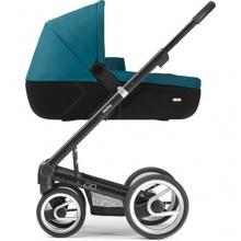 Mutsy iGO Kinderwagen schwarz aqua Bild 1