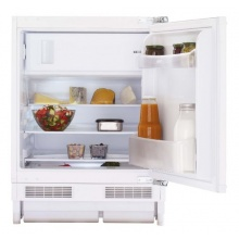 Beko BU 1153 Einbau-Kühlschränk A++ 92 L Kühlteil weiß Bild 1