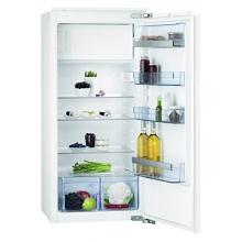 AEG SANTO Einbau-Kühlschrank A++ weiß 181 L Bild 1