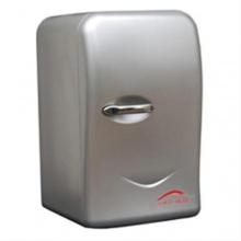 Norko Mini-Kühlschrank 17 L Silber Bild 1