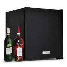 Klarstein Design C Mini Kühlschrank 48 L schwarz Bild 1