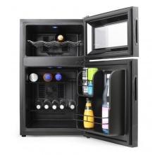 Klarstein C Mini Kühlschrank 44 L blau Bild 1