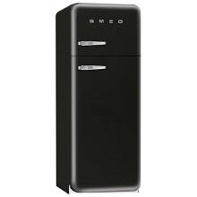Smeg Standkühlschrank A++ Kühlteil 229 L schwarz Bild 1