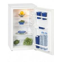 Exquisit A++ Standkühlschrank Kühlteil 98 L weiß Bild 1