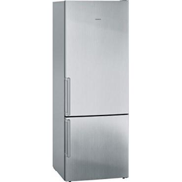Siemens a standkuhlschrank kuhlteil 377 l silber test for Siemens standkühlschrank