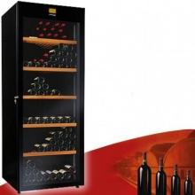 Avintage Weinkühlschrank A 294 Flaschen schwarz Bild 1