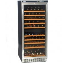 Coobinox Weinkühlschrank 110 Flaschen Edelstahl Bild 1