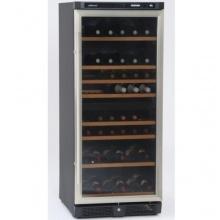 Coobinox Weinkühlschrank 110 Flaschen schwarz Bild 1
