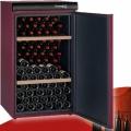 Climadiff Weinkühlschrank rot Bild 1