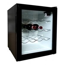 Acopino C Weinkühlschrank schwarz Bild 1