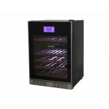 Kibernetik Weinkühlschrank schwarz Bild 1