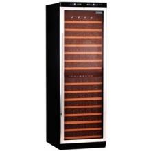 Polar Weinkühlschrank schwarz Bild 1