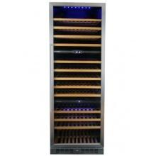 Sonnenkönig Weinkühlschrank 143 Flaschen chrom schwarz Bild 1
