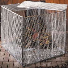 Brista Komposter80X80X70 Cm Bild 1