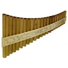 Gewa Panflöte Solist G Dur 22 Rohre Bild 1