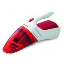 Bestron Akku Handstaubsauger Wet Dry 3,6 V weiß rot Bild 1