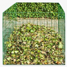 Komposter - 90 cm x 90 cm x 70 cm Bild 1