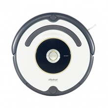 iRobot Roomba Roboterstaubsauger 33 W silber Bild 1