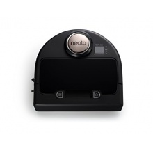 Neato Roboterstaubsauger schwarz Bild 1