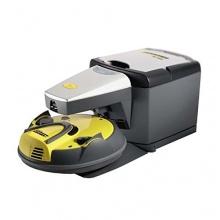 Kärcher RC 3000 Roboterstaubsauger schwarz gelb Bild 1